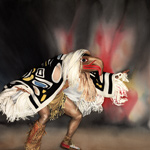 Edenshaw Potlatch Dancer